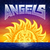 Angels (feat. Saba) - Single cover art