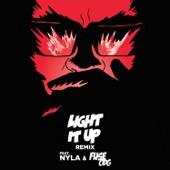 Major Lazer - Light It Up (feat. Nyla & Fuse ODG) [Remix] artwork