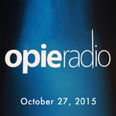 Opie Radio - Opie and Jimmy, Stanley Tucci, October 27, 2015  artwork