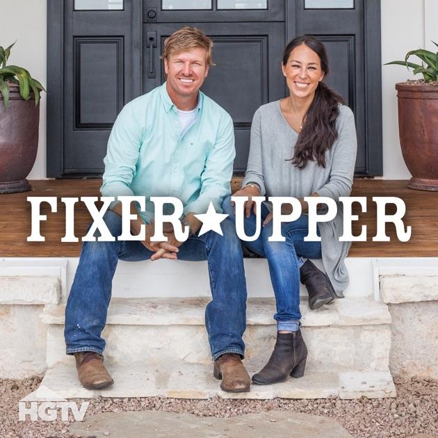 fixer upper staffel 3