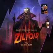 Ziltoid the Omniscient cover art