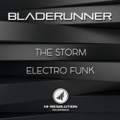 The Storm/Electro Funk - Single cover art