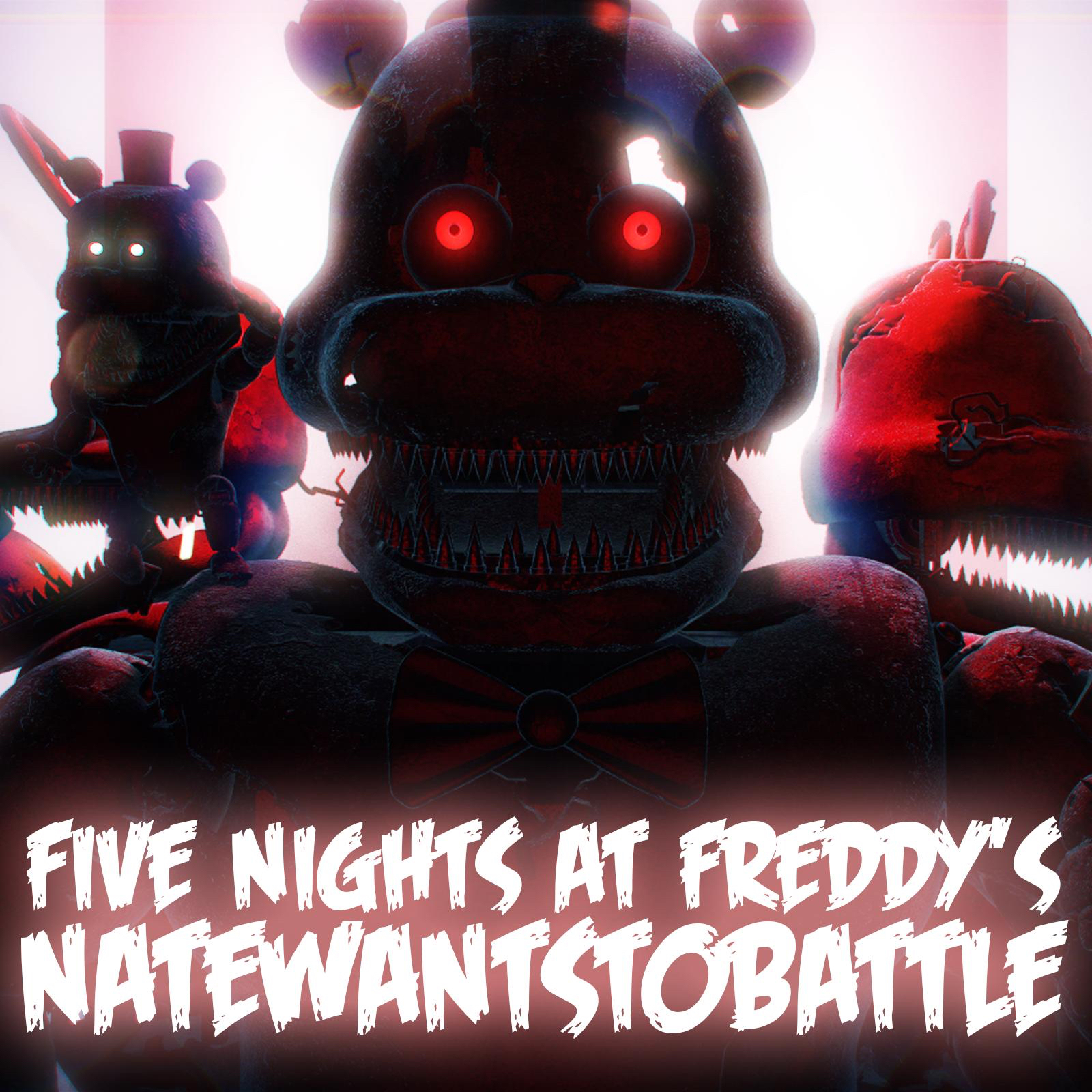 NateWantsToBattle - Five Nights at Freddy's (2015)