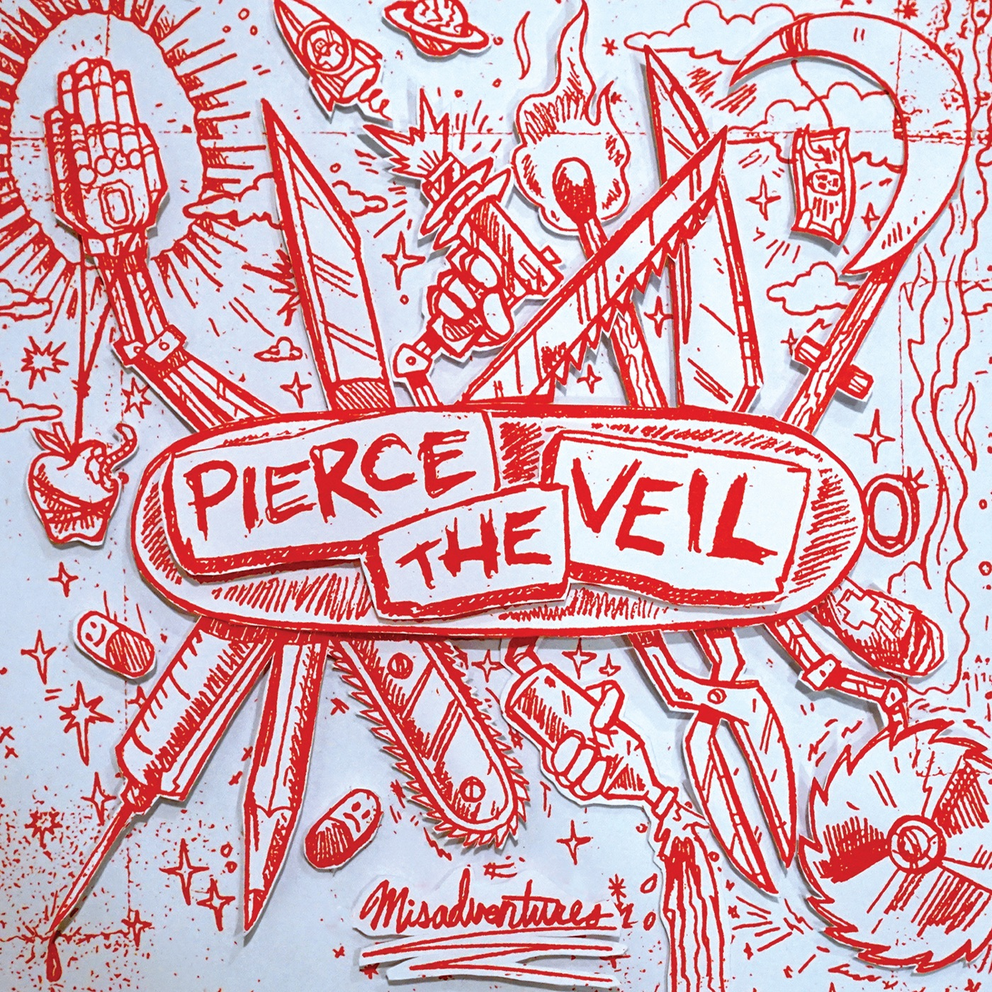 Pierce the Veil - Circles [Single] (2016)