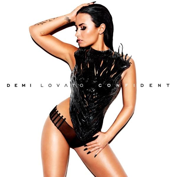Confident Deluxe Edition Demi Lovato CD cover