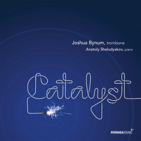 Catalyst Josh Bynum  Anatoly Sheludyakov CD cover