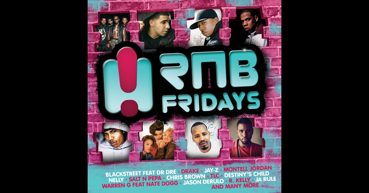 Rnb fridays by various artists on itunes