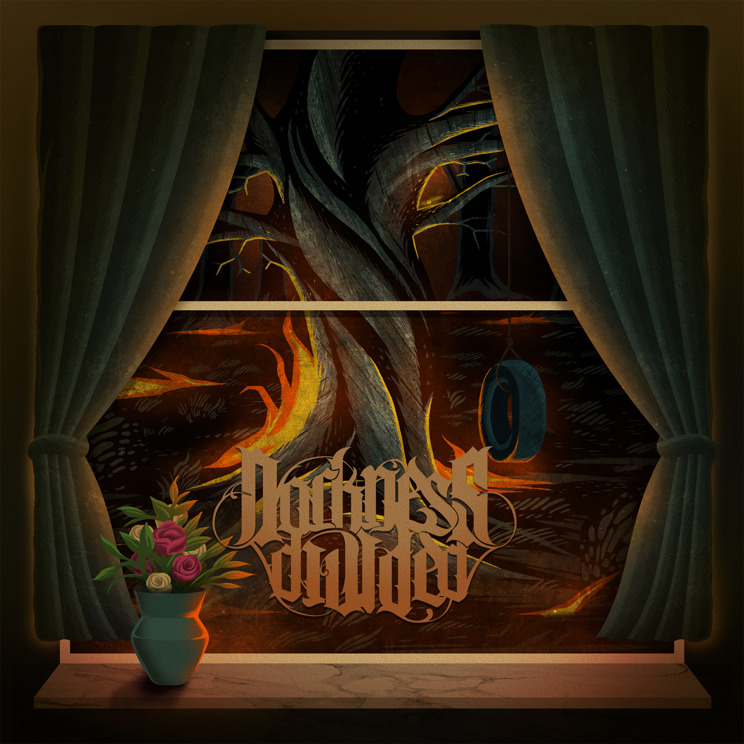 Darkness Divided - Back Breaker [single] (2016)