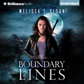 Melissa F. Olson - Boundary Lines: Boundary Magic, Book 2 (Unabridged)  artwork