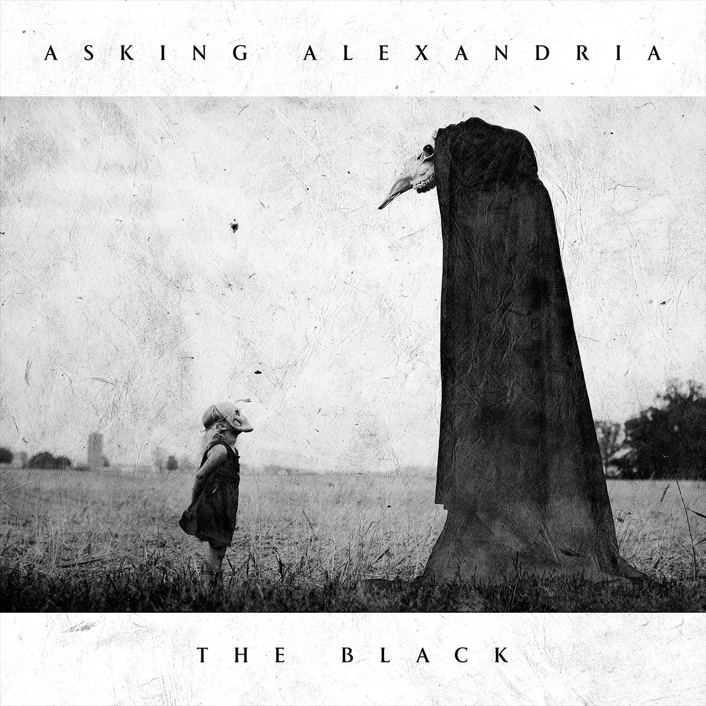Asking Alexandria - The Black (2016)