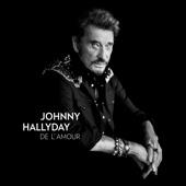 Johnny Hallyday - De l'Amour illustration