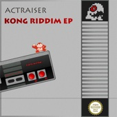 Kong Riddim - EP cover art