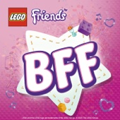 LEGO Friends - The BFF Song (Best Friends Forever) artwork