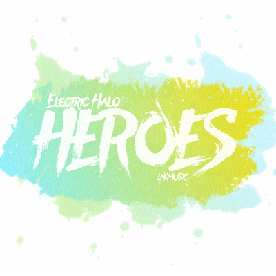 Electric Halo-Heroes