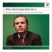 English Suite No. 2 in A Minor, BWV 807: VI. Bourée II (with da capo I) - Glenn Gould
