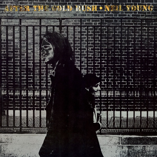 After the Gold Rush Neil Young CD cover