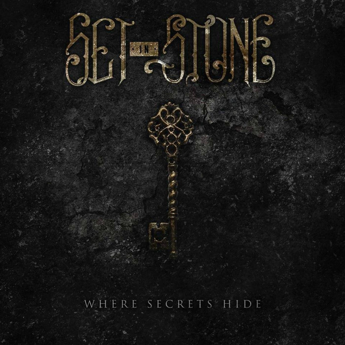 Set In Stone - Where Secrets Hide [EP] (2015)