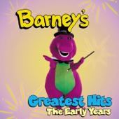 Barney's Greatest Hits: The Early Years - Barney Cover Art