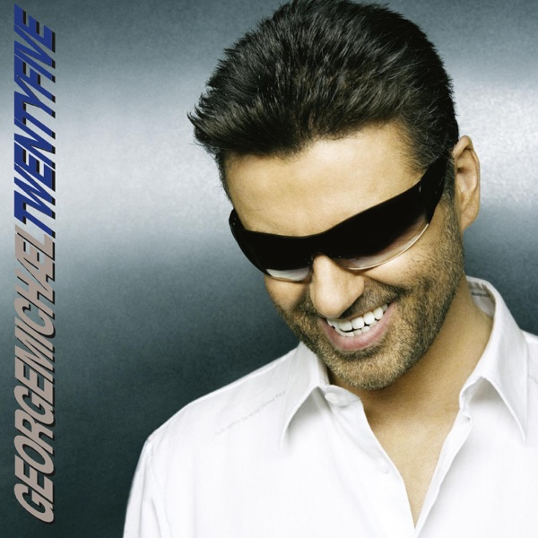 Twenty Five George Michael CD cover