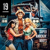 Cover to Super Knockin' Boots's Episode 19