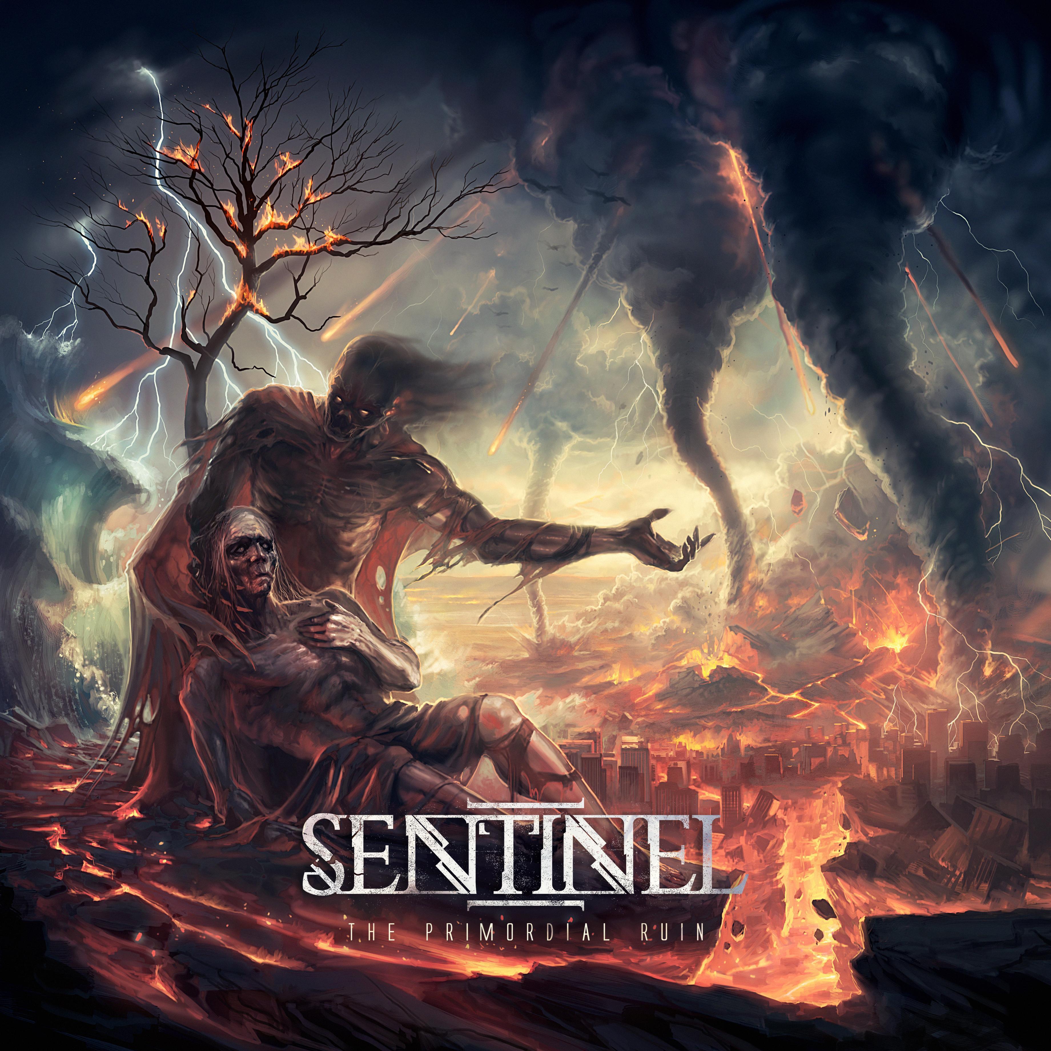 Sentinel - The Primordial Ruin [EP] (2015)