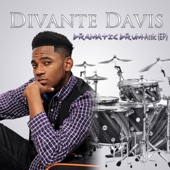 Divante Davis - Dramatic Drum-Attic - EP  artwork