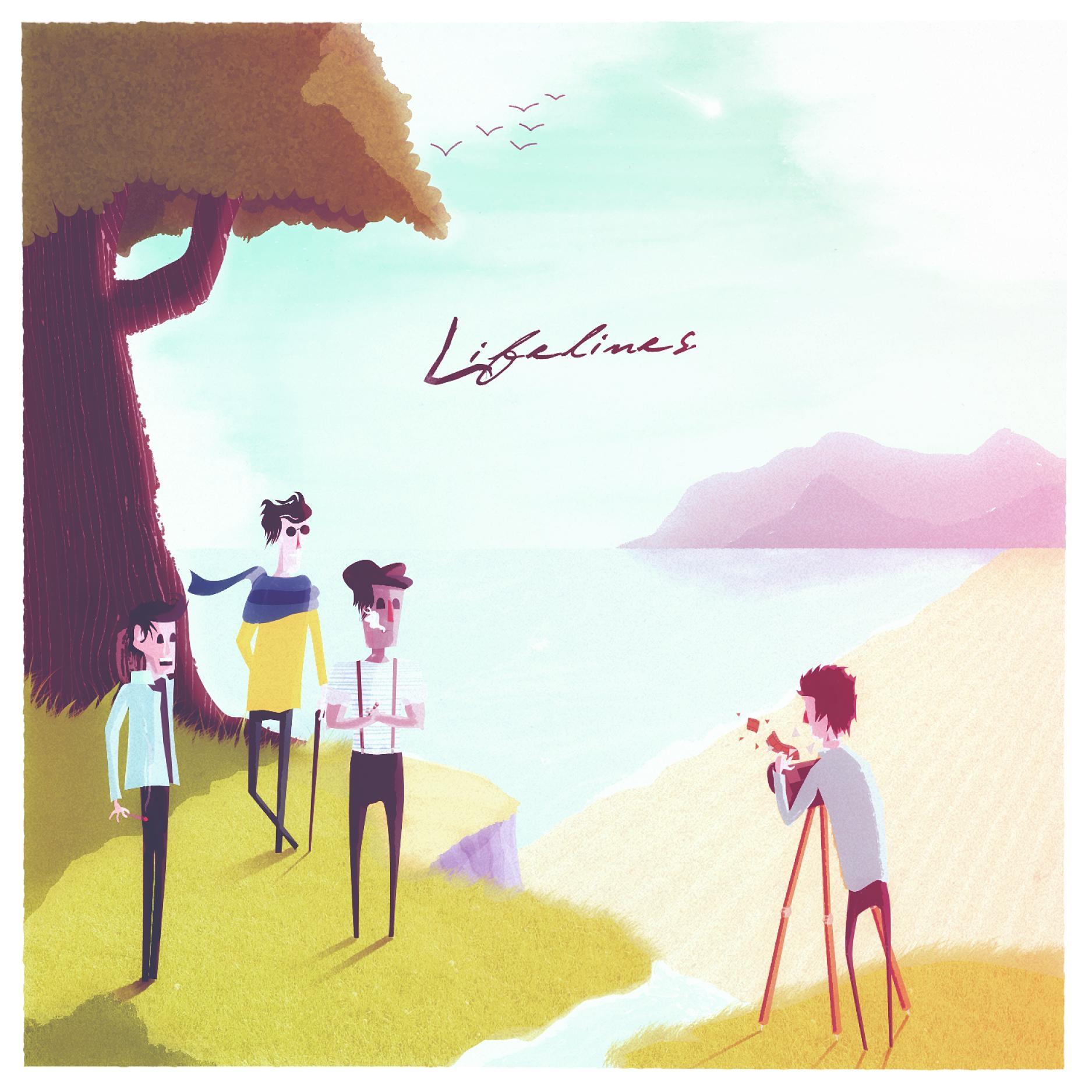 Lifelines - Lifelines [EP] (2016)