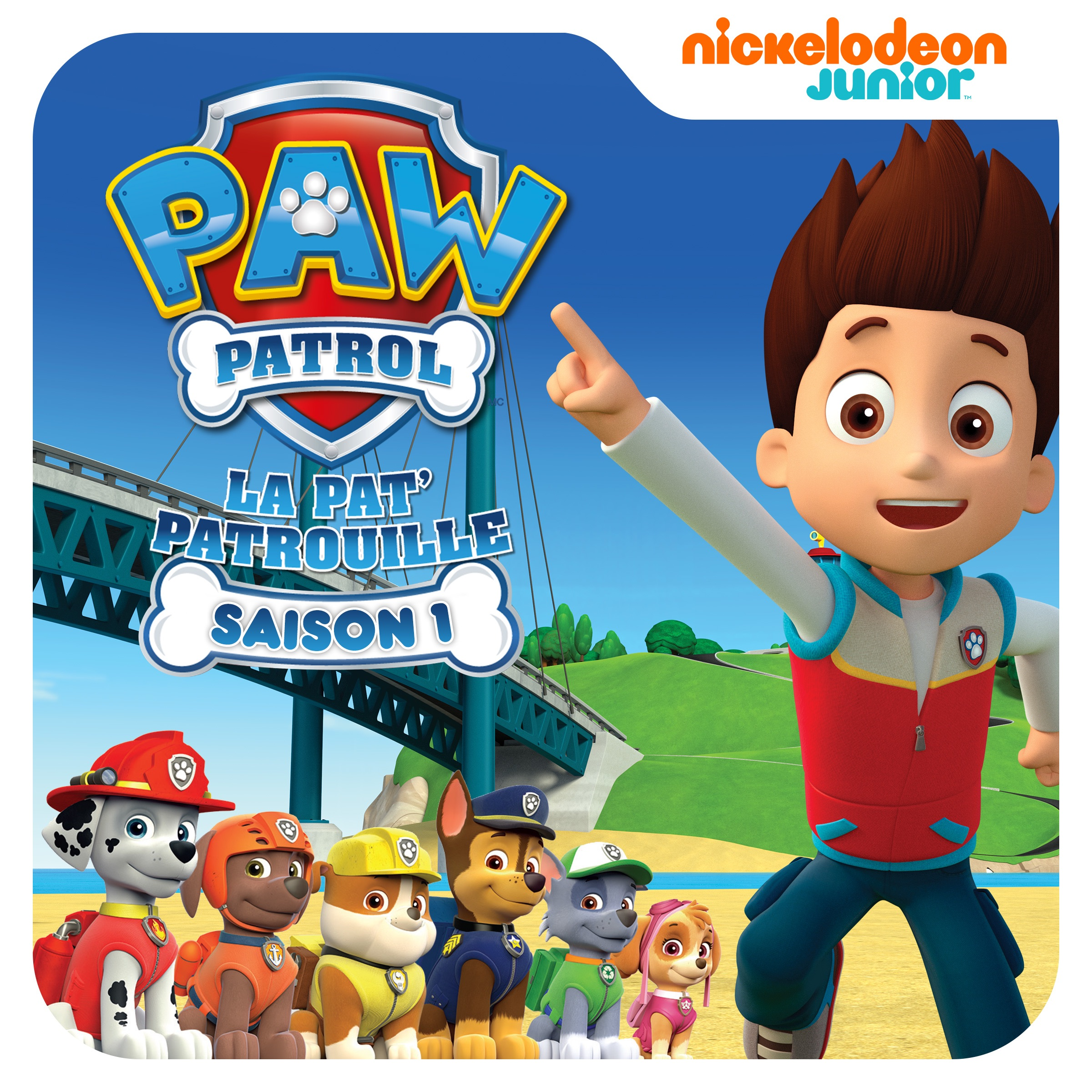 paw patrol la pat patrouille saison 1 partie 3 sur itunes. Black Bedroom Furniture Sets. Home Design Ideas
