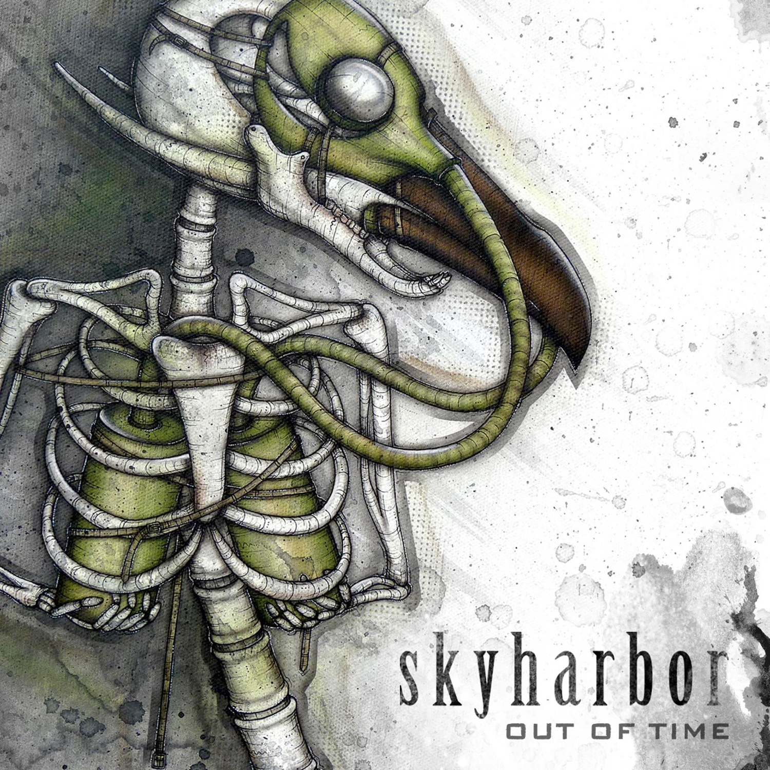 Skyharbor – Out of Time [Single] (2015)