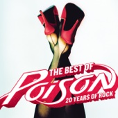 The Best of Poison: 20 Years of Rock (Remastered) - Poison Cover Art