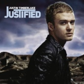 Justin Timberlake - Justified  artwork