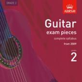 Guitar Exam Pieces from 2009, ABRSM Grade 2
