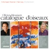 Olivier Messiaen: Catalogue d'oiseaux (with Peter Cundall) ジャケット写真