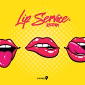 Lip Service - Machel Montano Cover Art