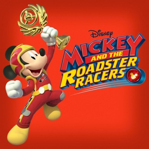 Beau Black - Mickey and the Roadster Racers Main Title Theme