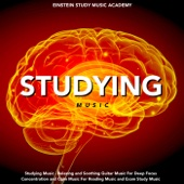 Studying Music - Relaxing and Soothing Guitar Music for Deep Focus Concentration and Calm Music for Reading Music and Exam Study Music