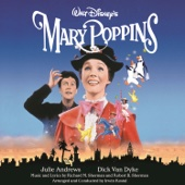 Mary Poppins (Original Soundtrack) - Various Artists Cover Art