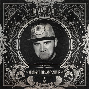 The Fossil – EP – Midnight Tyrannosaurus