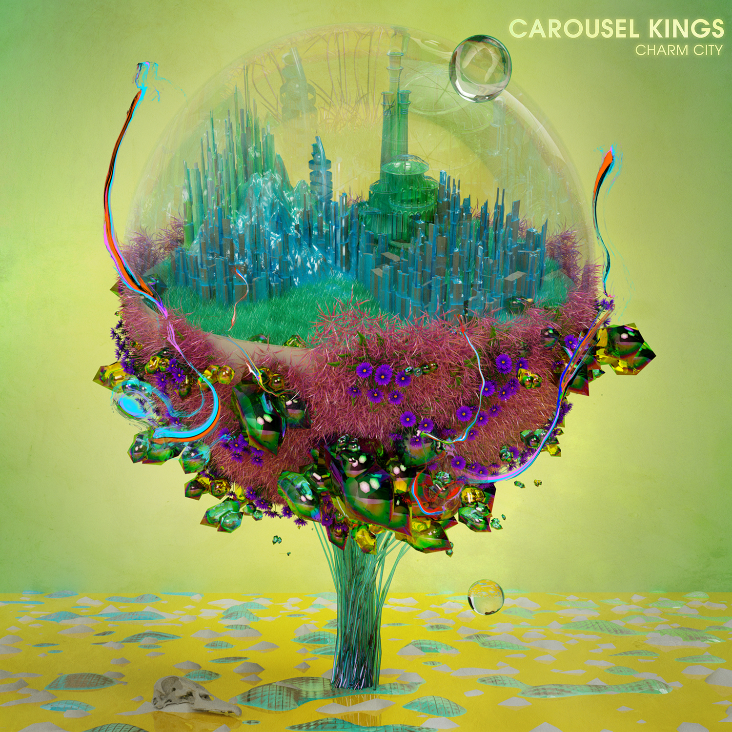 Carousel Kings - Charm City (2017)