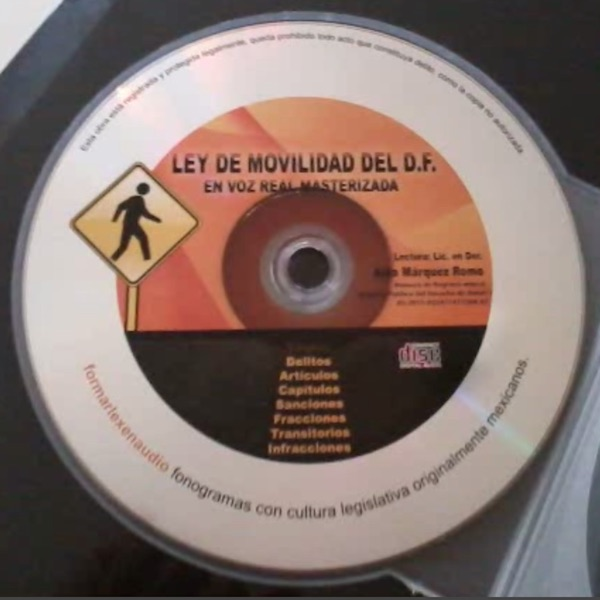 Podcast - Audio Ley de Movilidad