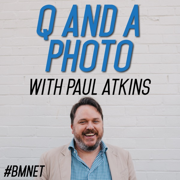 Q and A Photo with Paul Atkins