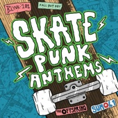 Various Artists - Skate Punk Anthems artwork