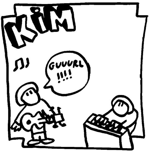 Guuurl - Single | KIM