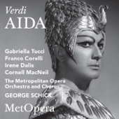 Verdi: Aida (Recorded Live at The Met - March 3, 1962)