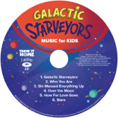 VBS 2017 Galactic Starveyors Music for Kids - EP