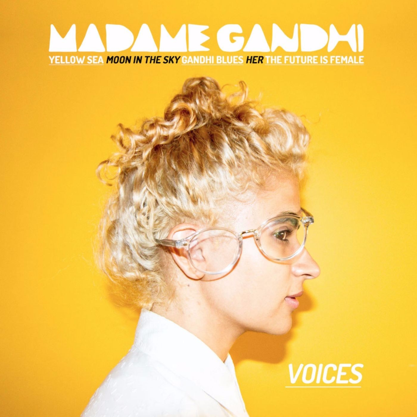 Madame Gandhi - Voices - EP