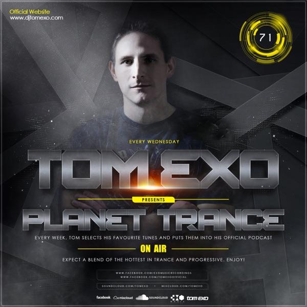 TOM EXO: PLANET TRANCE ON AIR
