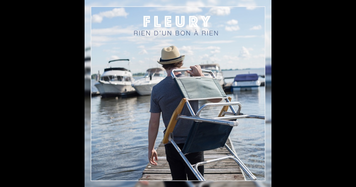 rien d 39 un bon rien single by david fleury on apple music. Black Bedroom Furniture Sets. Home Design Ideas