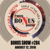 Bonus Show #284: August 12, 2016
