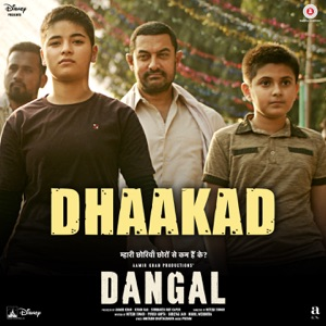 Chord Guitar and Lyrics DANGAL – Dhaakad Chords and Lyrics